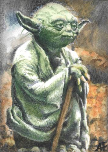 Artwork Yoda