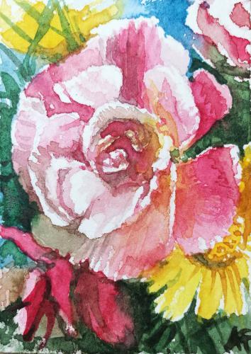 Artwork Flowers 1