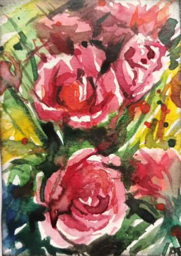 Artwork Roses