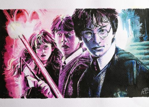 Artwork Harry Potter