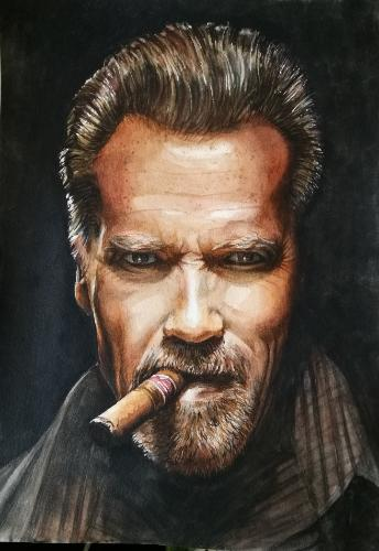 Artwork Arnie