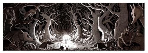 Artwork 'The Wildwoods of Harris Hensler'