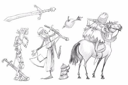 Artwork Knights