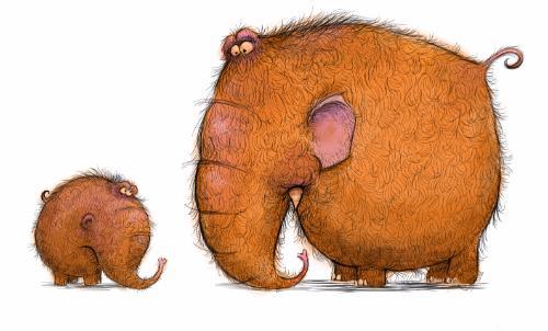 Artwork Mammoths
