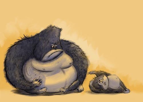 Artwork Apes