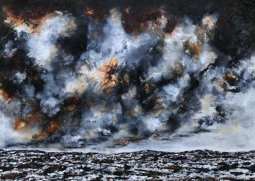 Artwork Below The Thunders of the Upper Deep