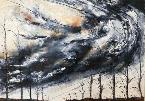 Artwork A Bend in the Wind