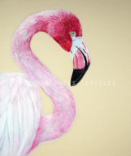 Artwork Flamingo
