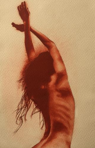 Artwork Nude study
