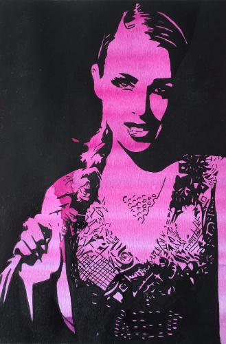 Artwork Dannii Minogue - Pretty in Pink