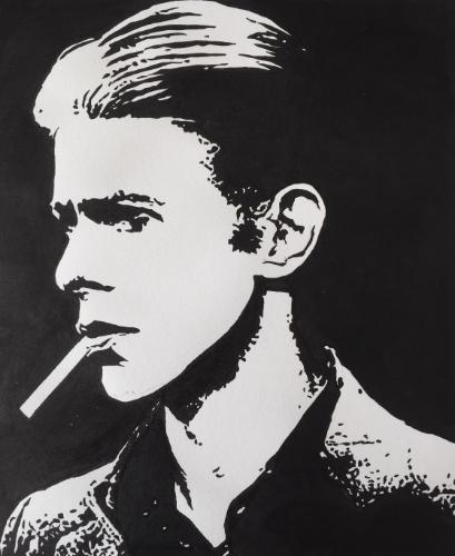 Artwork The Thin White Duke