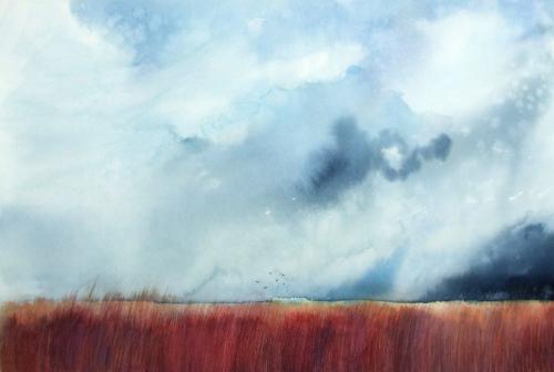 Artwork Storm Approaching