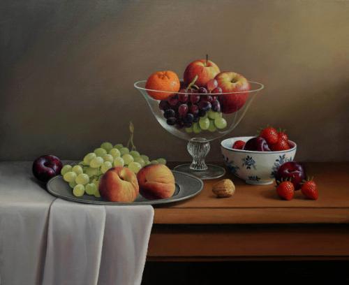 Artwork STILL LIFE WITH FRUIT